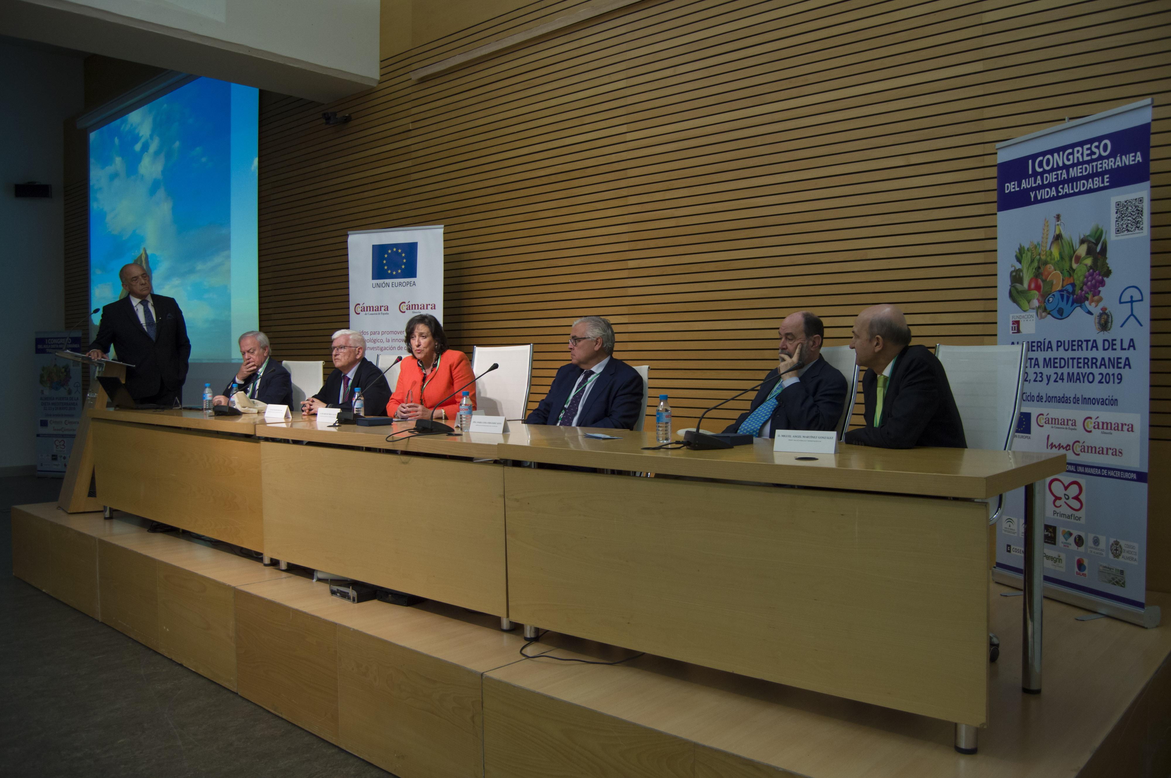 La buena alimentación cobra protagonismo en el Congreso de la Dieta Mediterránea