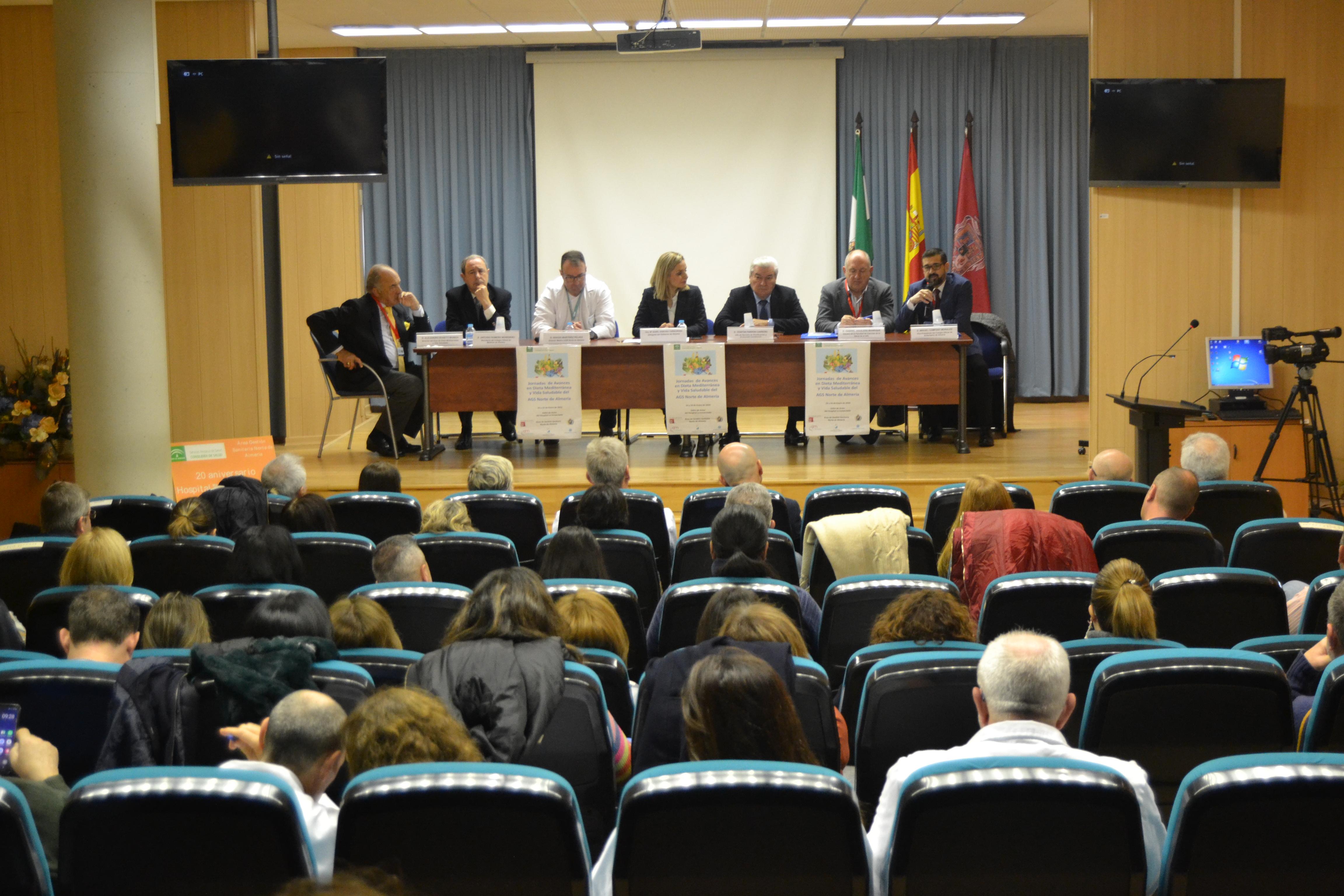 El Aula de la Dieta Mediterránea promueve con éxito la vida saludable en Huércal-Overa