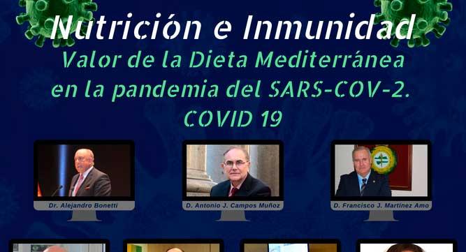 Ponentes de reconocido prestigio, protagonizan el Seminario de Nutrición e Inmunidad